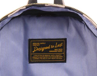 Herschel Supply Co – Collection Branding