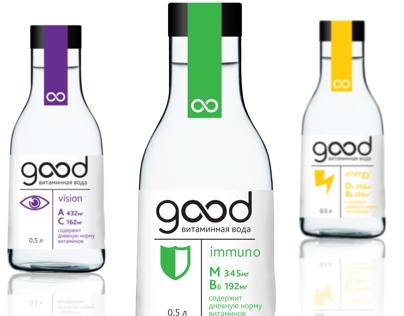 vitamin water GOOD