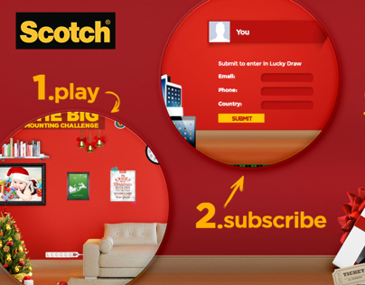 Scotch: The Big Mounting Challenge