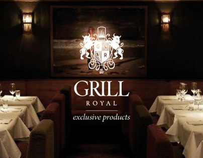 Grill Royal at Home