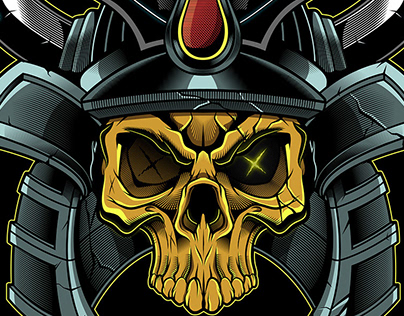 Ronin Skull