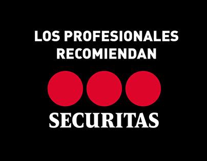 Securitas Direct | Los profesionales recomienda