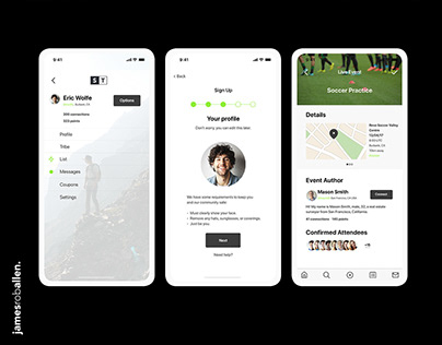 Sports Tribe Mobile App