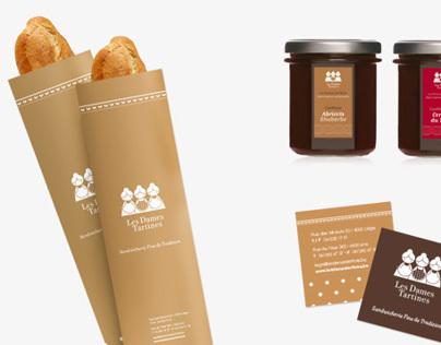 Dame Tartines - Bread & Sandwiches