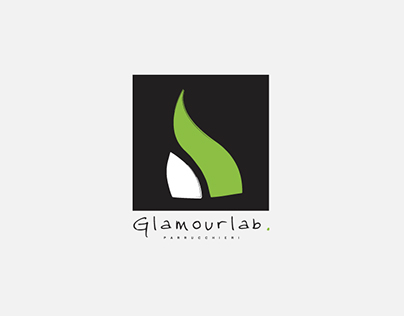 GLAMOURLAB - Brand Identity