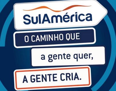 Vinheta SulAmérica