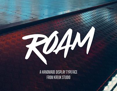 KS Roam Display Font