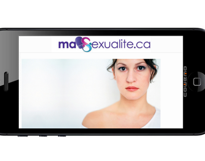 SexualityAndU.ca, Mobile Website