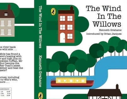The Wind In The Willows: Penguin Book Cover Competition