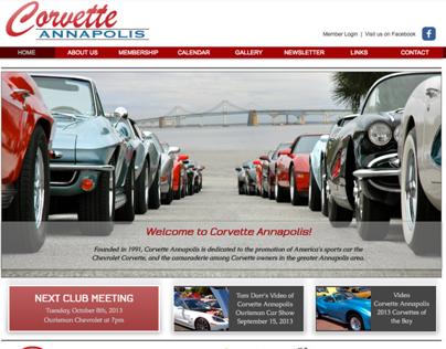 Corvette Annapolis