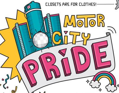 Motor City Pride Poster