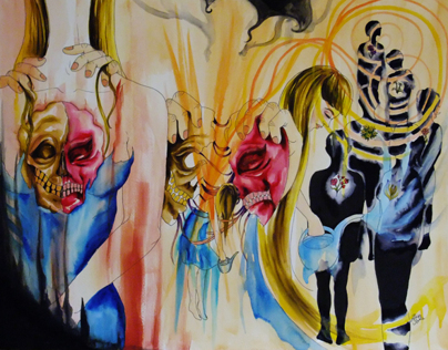 2012 Watercolor - Mind and Emotion