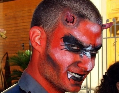 Halloween - Face Painting
