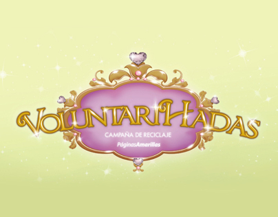 Páginas Amarillas - VoluntariHadas Reciclaje 2012