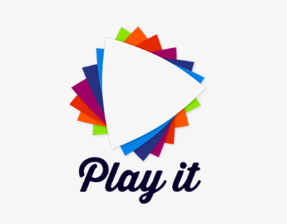 """Play it Logo """"Client"""""""