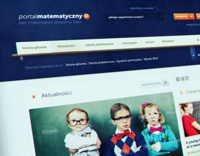Math Portal - portalmatematyczny.pl