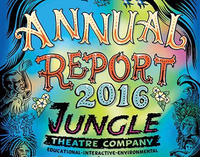 Jungle Theatre Annual Report