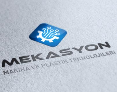 Mekasyon IT Technologies Logo & Branding Identity
