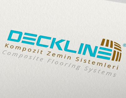 Deckline Logo & Branding Identity Design