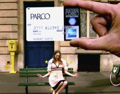 Parco_ publicité