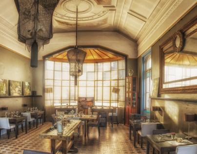 Restaurante A Raposa - Sintra