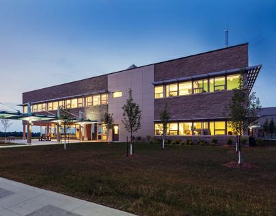 Waterloo North Hydro Head Office & Fleet Service Centre