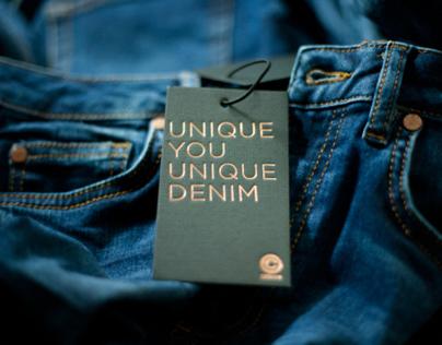 Cubus - Cdenim Branding