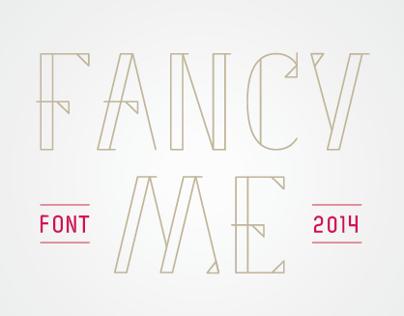 FANCY ME (free font)