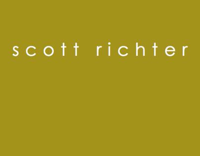 SCOTT RICHTER Catalog