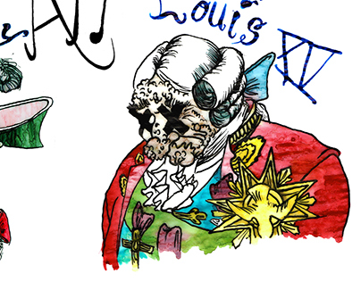 Marie Antoinette Series