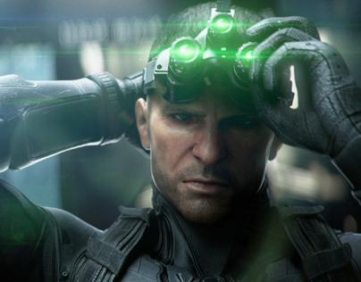 Splinter Cell Blacklist TV Commercial
