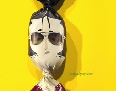 RICOLA - Unwrap Your Voice