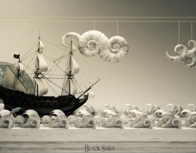 AXN 2014 - Black Sails ID