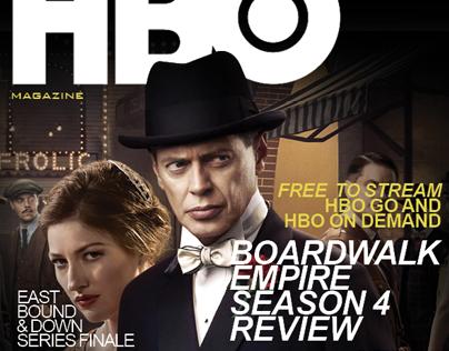 HBO Magazine