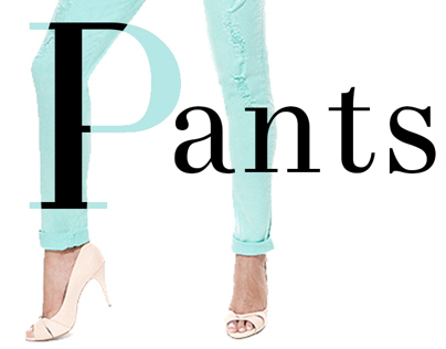 Pants Color Sale