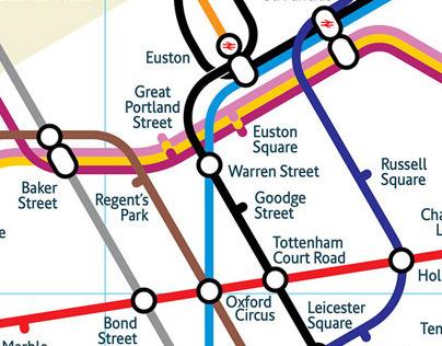 New London Tubemap