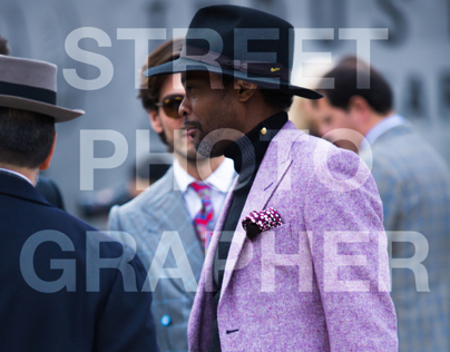 Pitti Immagine 85   Behind the lenses