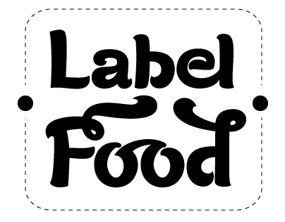 LabelFood. font