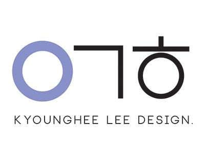 Self Promo Design - Kyounghee Lee Design.