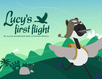 Lucy's First Flight