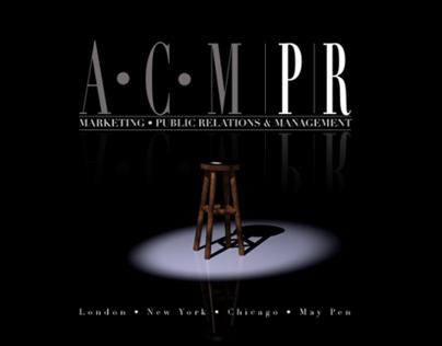A.C.M. PR Logo