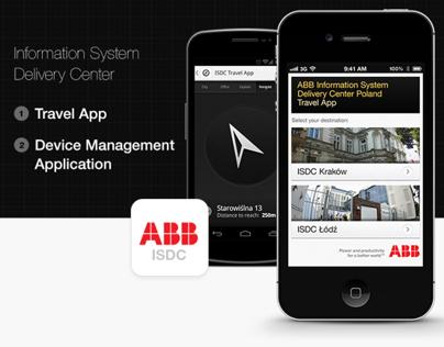 ABB - ISDC - Mobile Apps