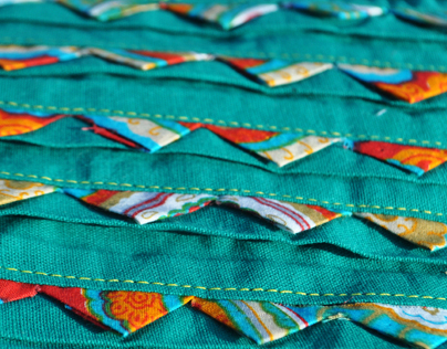 Fabric surfaces