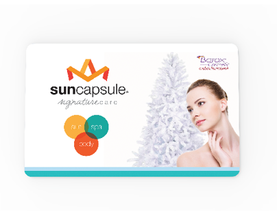 Holiday Botox Gift Card (Sun Capsule)