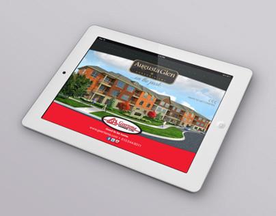 Augusta Glen iPad App.