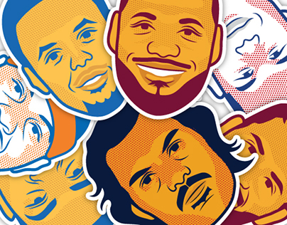 2016-17 NBA Heads Part 1