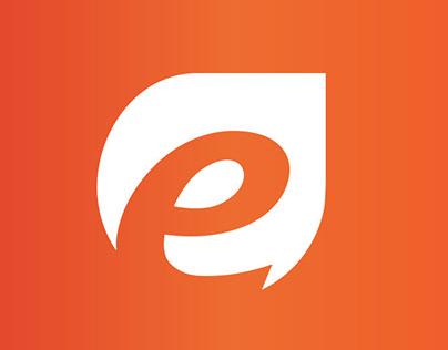 Logo and Website Design for Ease Technologies