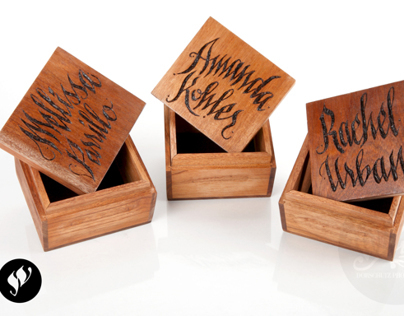 Custom Boxes for Bridesmaids
