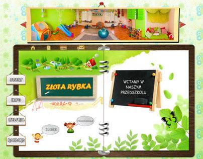 Kindergarten layout