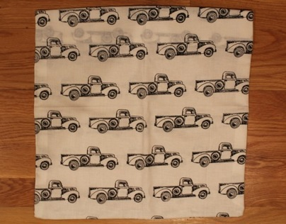 Retro Truck & Radio Pillowcases
